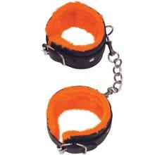 Orange is the new black - Love cuffs wrist
