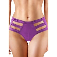 Sexy Bow Vibrating Panty purple