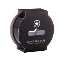 Non Sticky Bondage Tape 17,5 Meter black