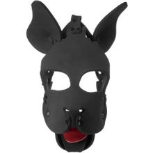 Master Series - Neoprene Dog Hood with Removable Muzzle