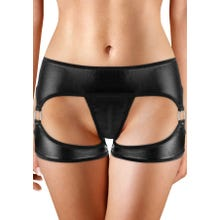 Exotic Vibrating Panty black - Unisize