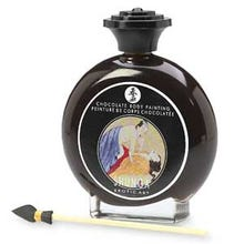SHUNGA Chocolate Body Painting Schokolade