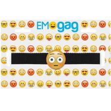 Shock Emoji Ballgag - SUPERSALE