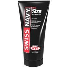 Swiss Navy - Max Size Cream 5oz 150ml - Penis Creme