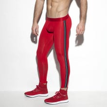 ES Collection SP204 Thin Leggings red