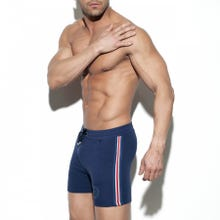 ES Collection SP210 Fit Tape Sport Short navy