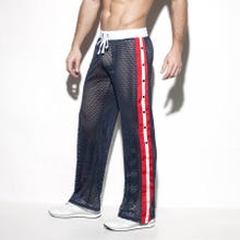 ES Collection SP215 Open Mesh Pant navy