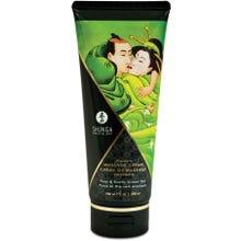 SHUNGA  Massage CREAM Pear & Exotic Green Tea 200ml