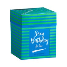 Geschenkset - Box -Sexy Birthday Surprises for Him-