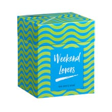 Geschenkset - Box -Weekend Lovers-