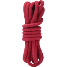 LUX FETISH - Bondage Rope 3 Meter red