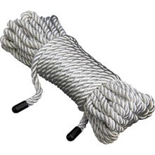 Steamy Shades - Rope 10m silver