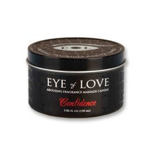 Massagekerze Eye of love Pheromon-Massagekerze Confidence 150ml