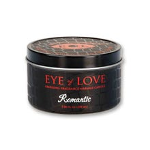 Massagekerze Eye of love Pheromon-Massagekerze Romantic 150ml