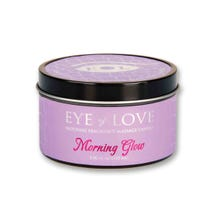 Massagekerze Eye of love Pheromon-Massagekerze Morning glow 150ml