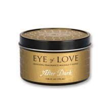Massagekerze Eye of love Pheromon-Massagekerze After dark 150ml