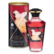 SHUNGA Intimate Kisses Öl 2.0 Sparkling Strawberry Wine 100ml