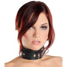 Strict Leather - Premium Locking - Collar - Halsfessel - black