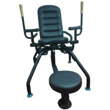HardcoreDeluxe Gyn-Lovechair Multiposition - black