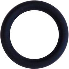 RudeRider Silicone Cock Ring black 4,5 cm medium