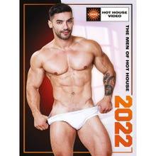The Men of Hot House 2022 Kalender