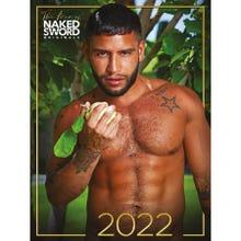 The Men of Naked Sword 2022 Kalender