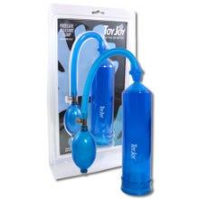 Toyjoy Pressure Pleasure Pump - Penispumpe blau