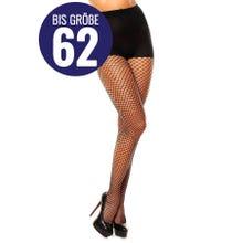 Netzstrumpfhose Glamory 50351 schwarz | SUPERSALE