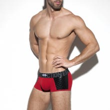 ES Collection UN278 Dystopia Boxer red|SUPERSALE