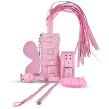 XOXO - Bellamy Beginners Bondage Set pink