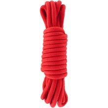 Bondageseil 5 Meter red