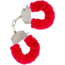 Handschellen / Lovecuffs ROT