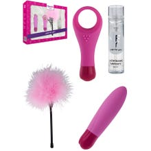 ToyJoy Just for you No. 2 Geschenkset pink