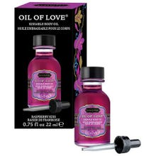 Kamasutra - Oil of Love - Raspberry - 22ml