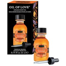 Kamasutra - Oil of Love - Mango - 22ml | SUPERSALE