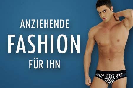 Fashion für Männer - Underwear für Kerle