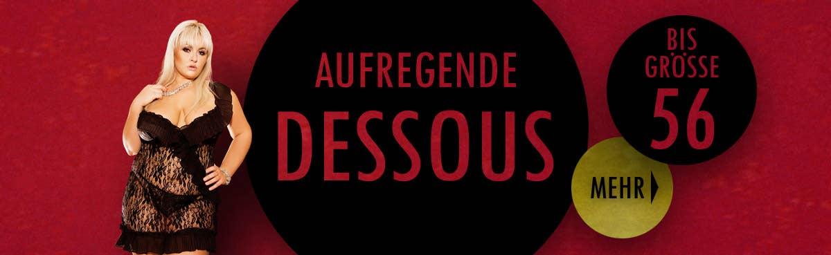 10% Rabatt iauf Dessous bis Größe 56