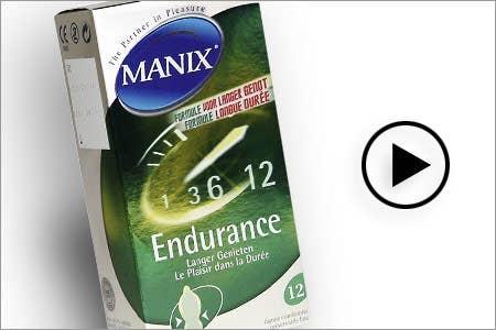 Condome von Manix im Sexshop