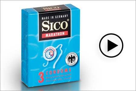Sico Kondome im Onlineshop kaufen