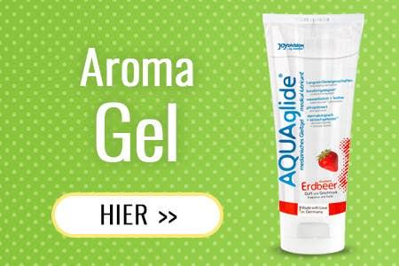 Aroma Gleitgel | Gleitgel mit Geschmack | Aroma Lubricant