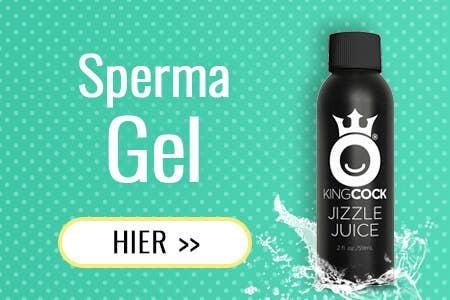 Cum Lube | Sperma Gleitgel | Sperm Lubricant