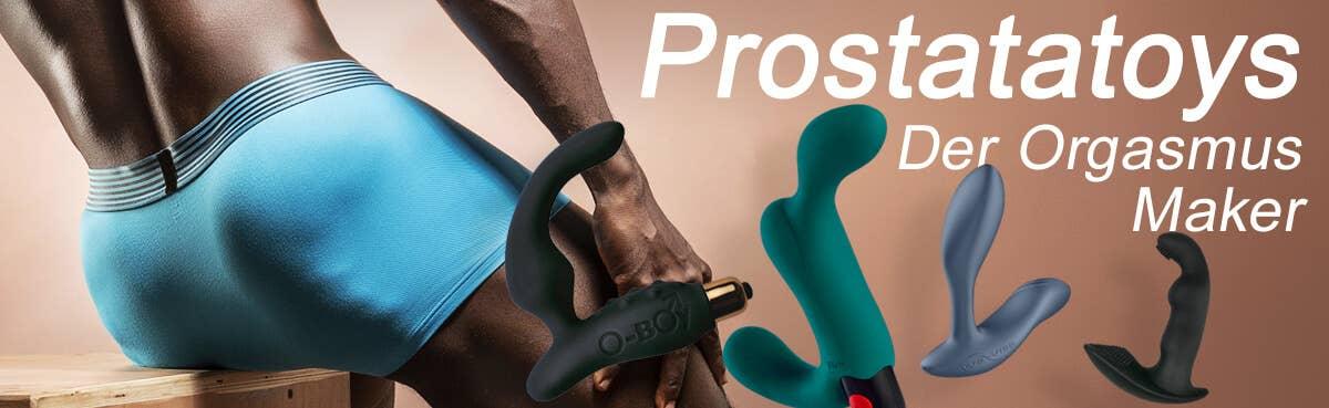 Prostatatoys - Der Orgasmus maker