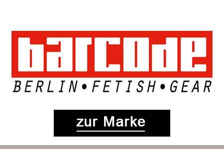 Barcode Berlin Fetish Gear online kaufen bei Dildoking