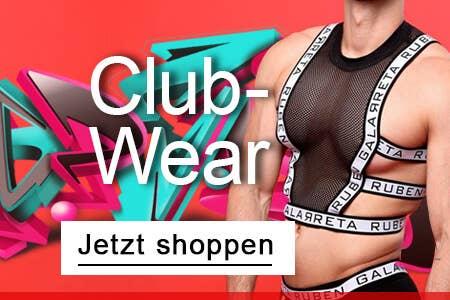 Sexy Clubwear für Männer online kaufen bei Dildoking