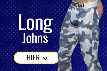 Longjohns Underwear | Lange Unterhosen online bei Dildoking kaufen
