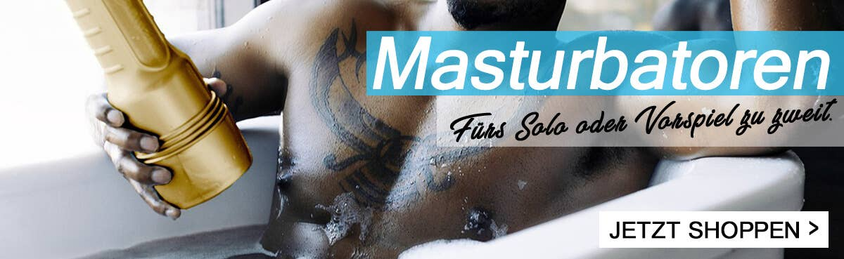 Masturbatoren - Designed for your pleasure