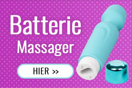 Massager | Wand mit Batterien
