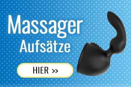 Massager | Wand Aufsätze - Zubehör
