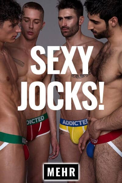 Jocks bei Dildoking