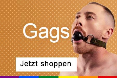 Gag | Knebel | Mundspreizer